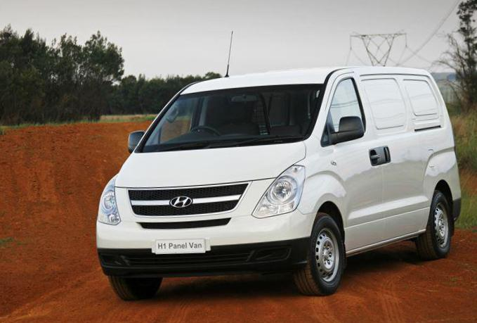 H-1 Van Hyundai Specifications 2014