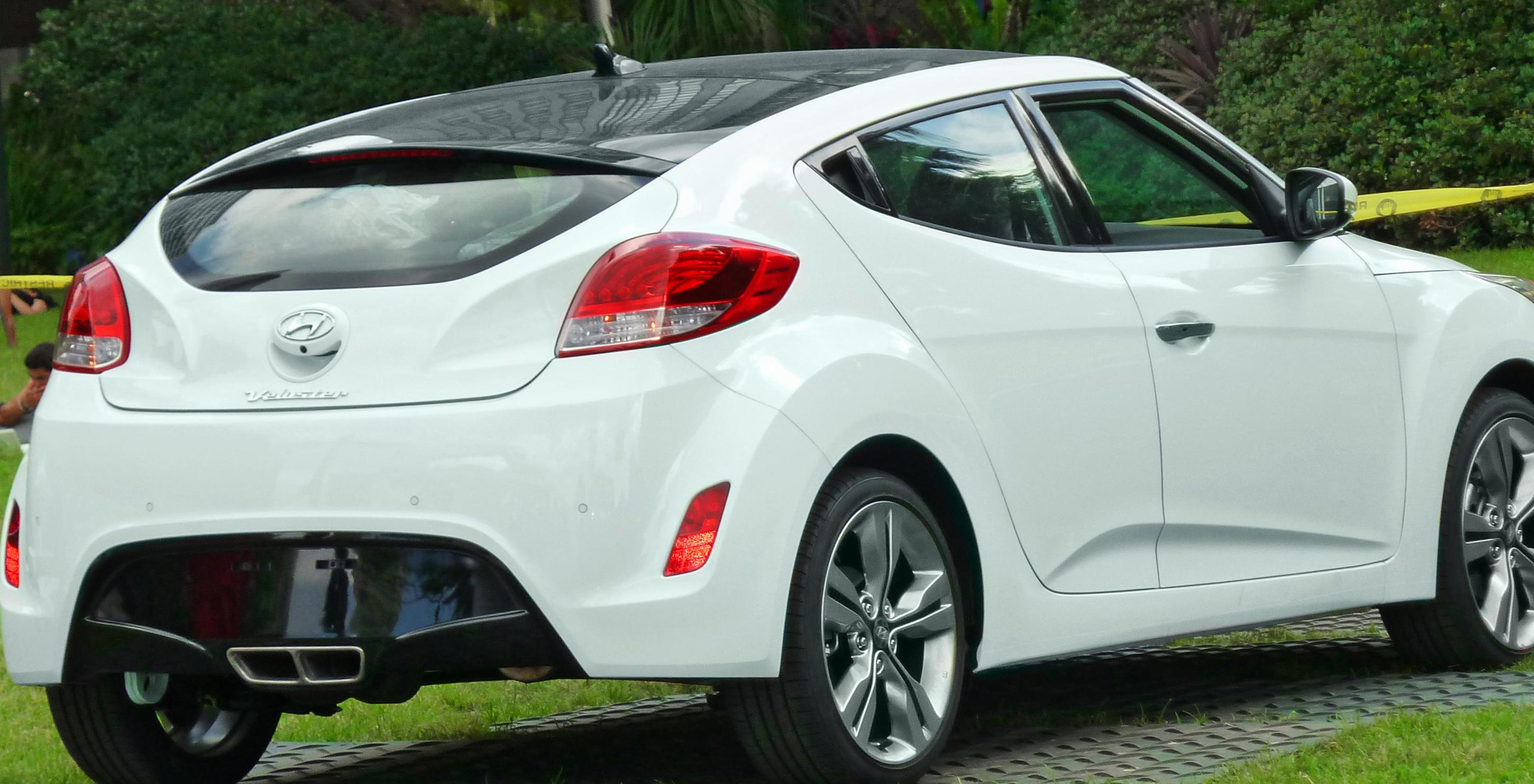 hyundai veloster photos and specs photo hyundai veloster price and 26 perfect photos of. Black Bedroom Furniture Sets. Home Design Ideas