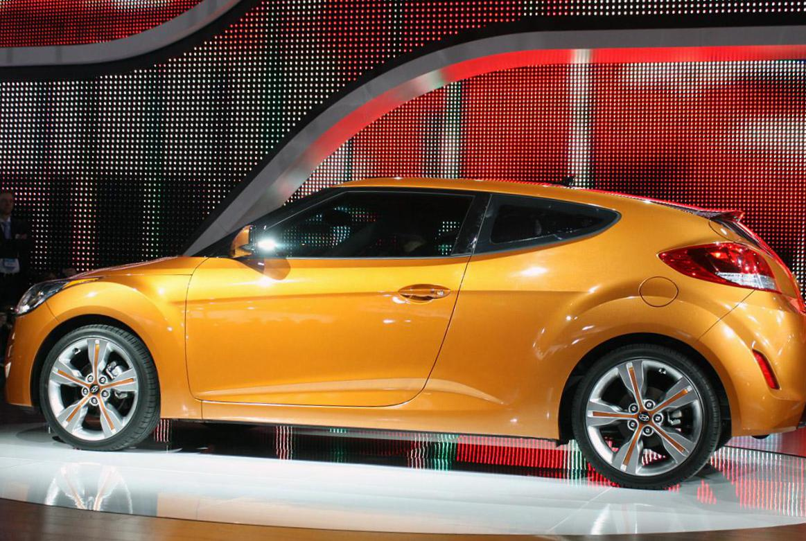 Veloster Hyundai lease 2009