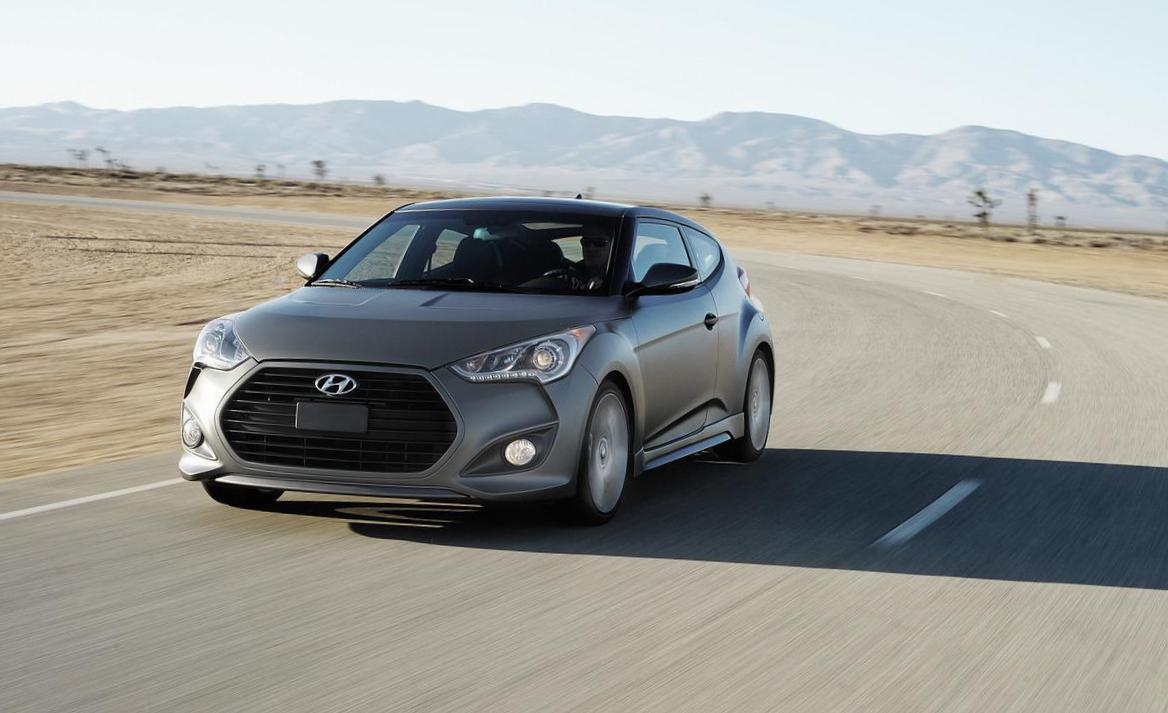 Hyundai Veloster Turbo for sale 2015