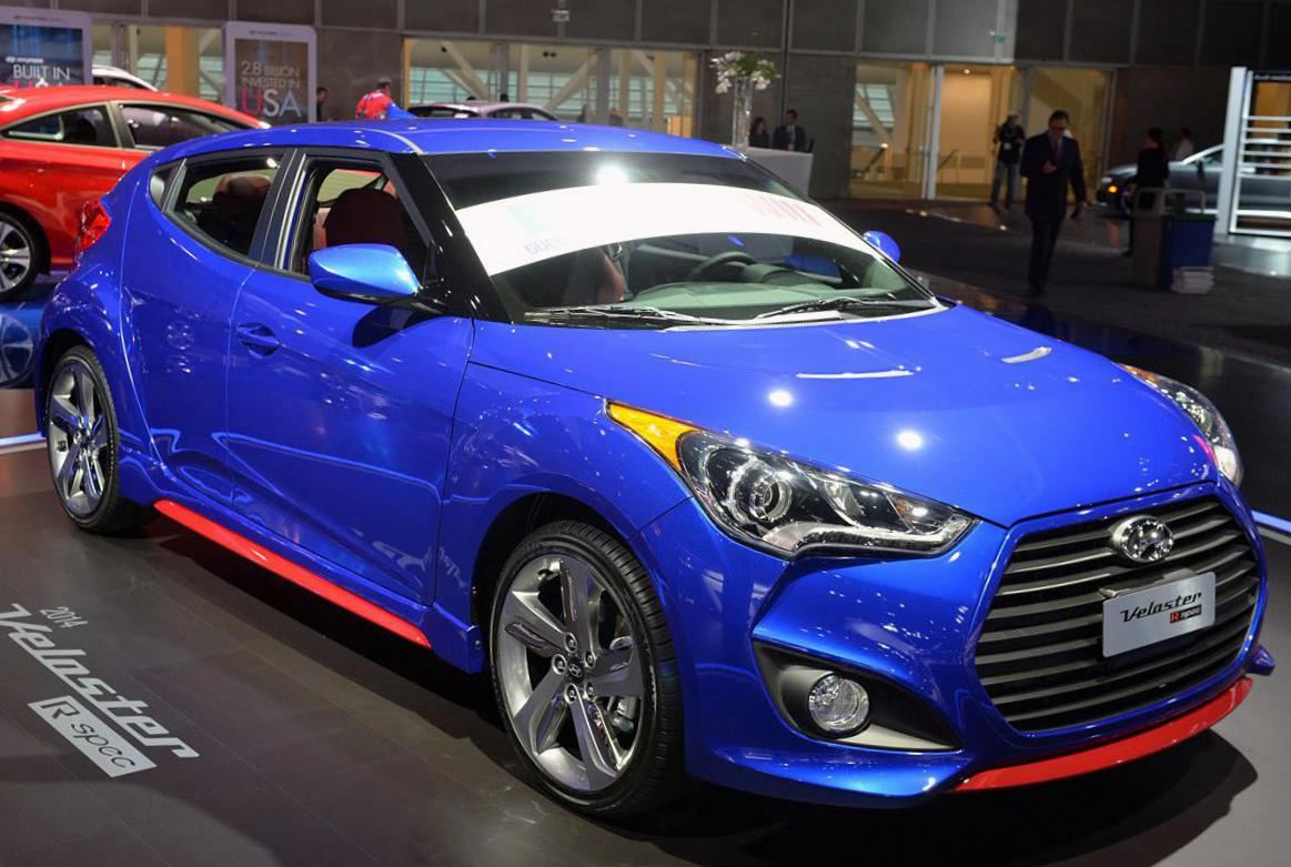 Hyundai Veloster Turbo used 2009