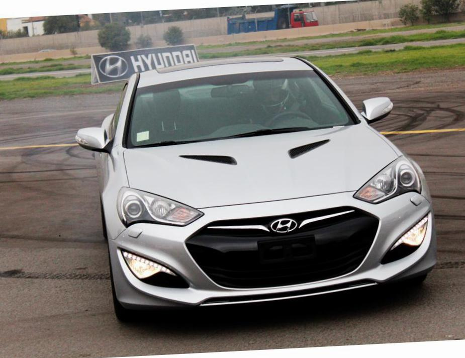 Hyundai Genesis Coupe new 2016