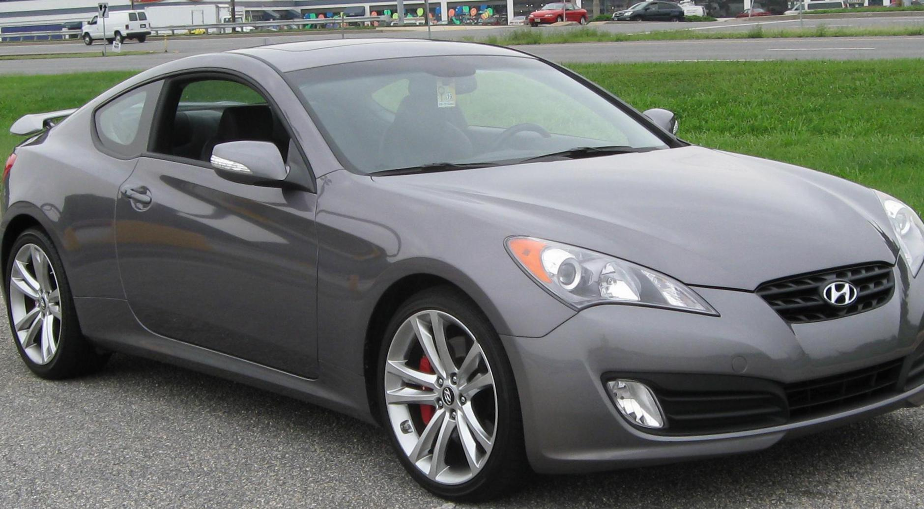 Genesis Coupe Hyundai how mach 2012