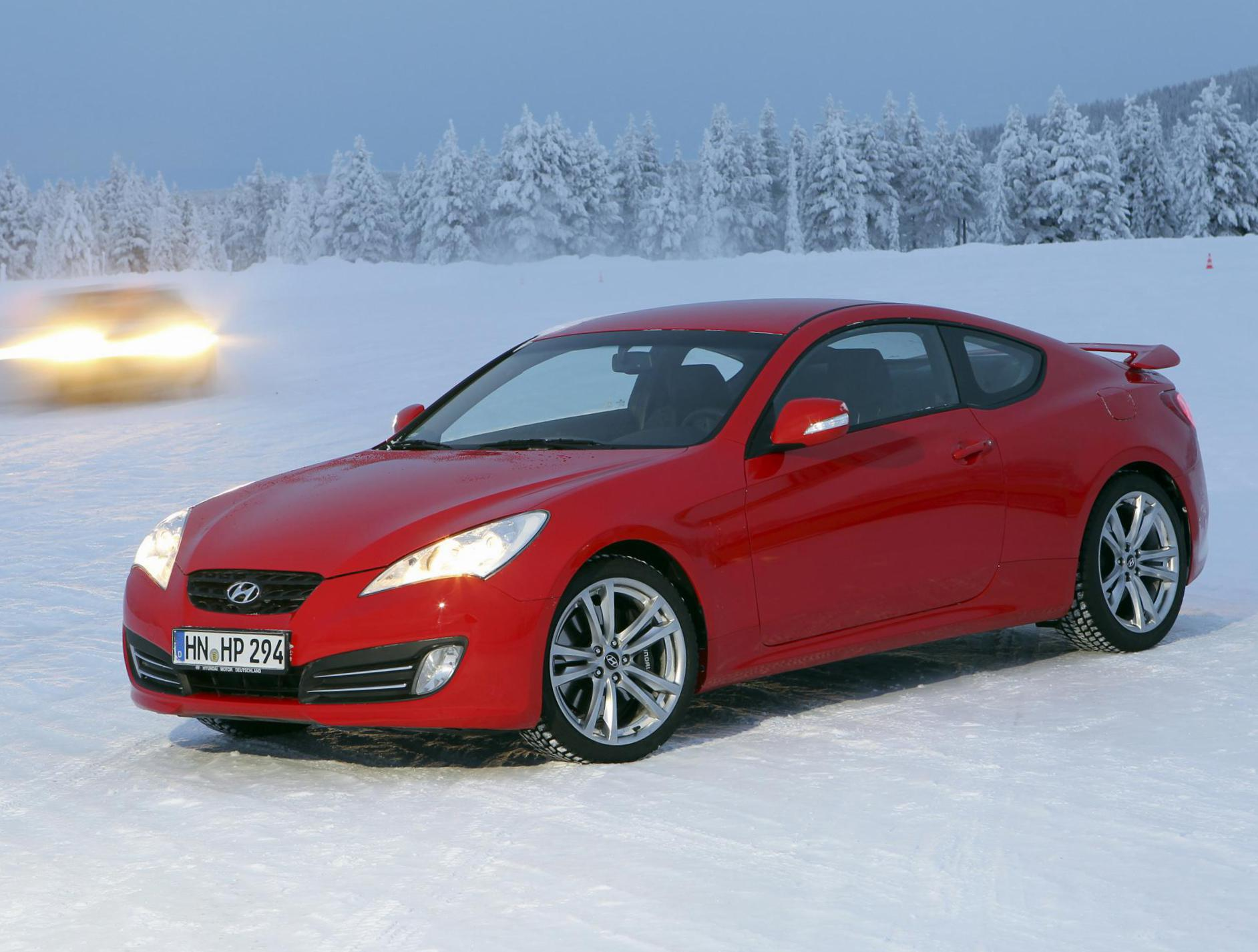 Hyundai Genesis Coupe Sale 2012