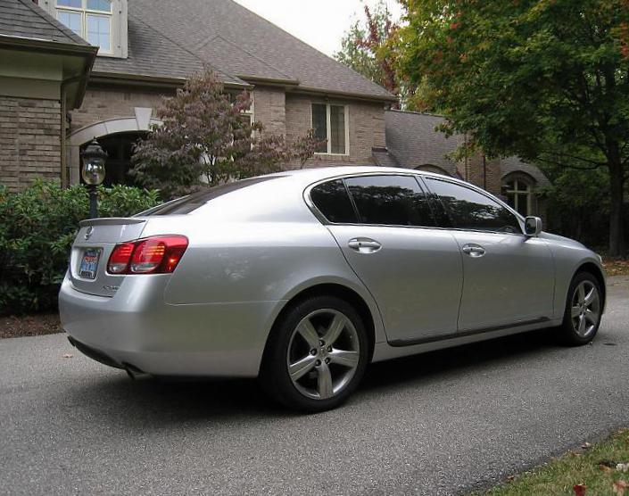 GS 300 Lexus approved 2012