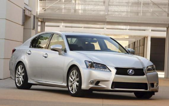 GS 300 Lexus new 2012