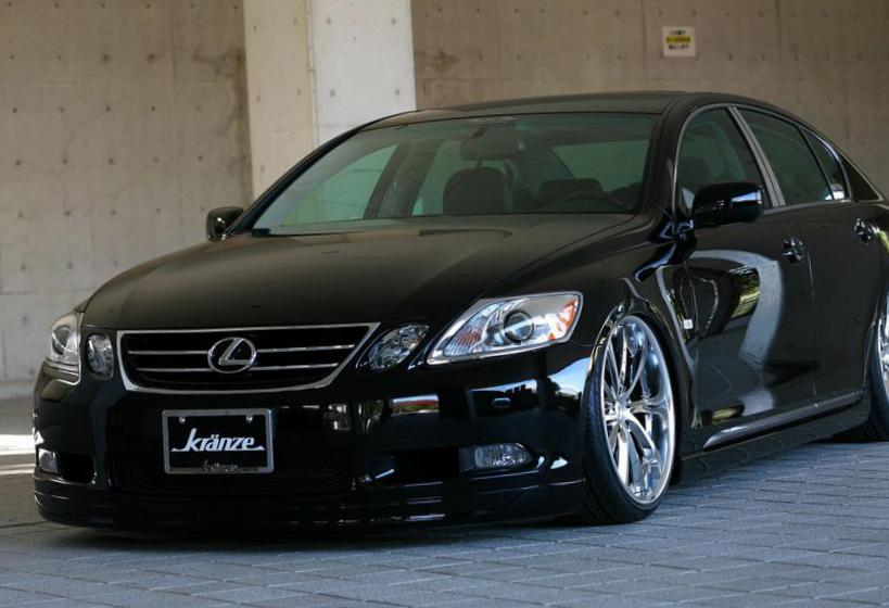 Lexus GS 300 configuration sedan