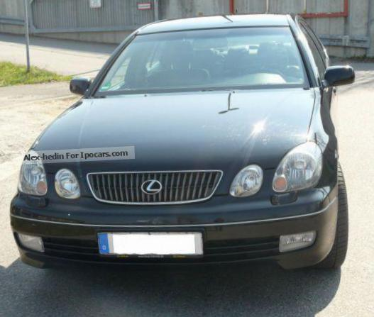 Lexus GS 300 Specification 2012