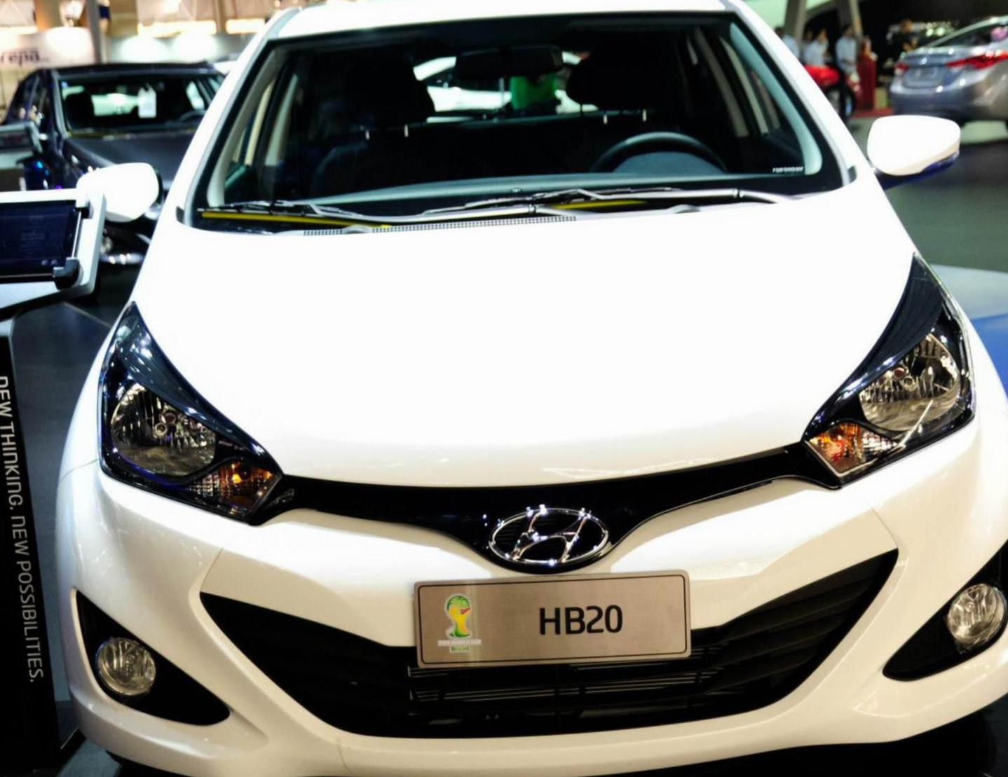 HB20 Hyundai Specifications hatchback