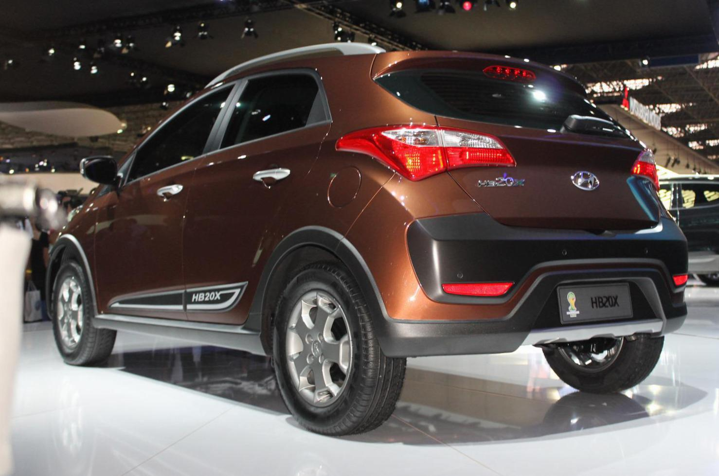 HB20X Hyundai Specification 2013