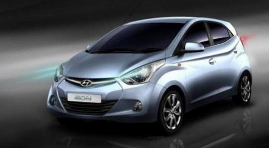 Hyundai EON for sale 2009