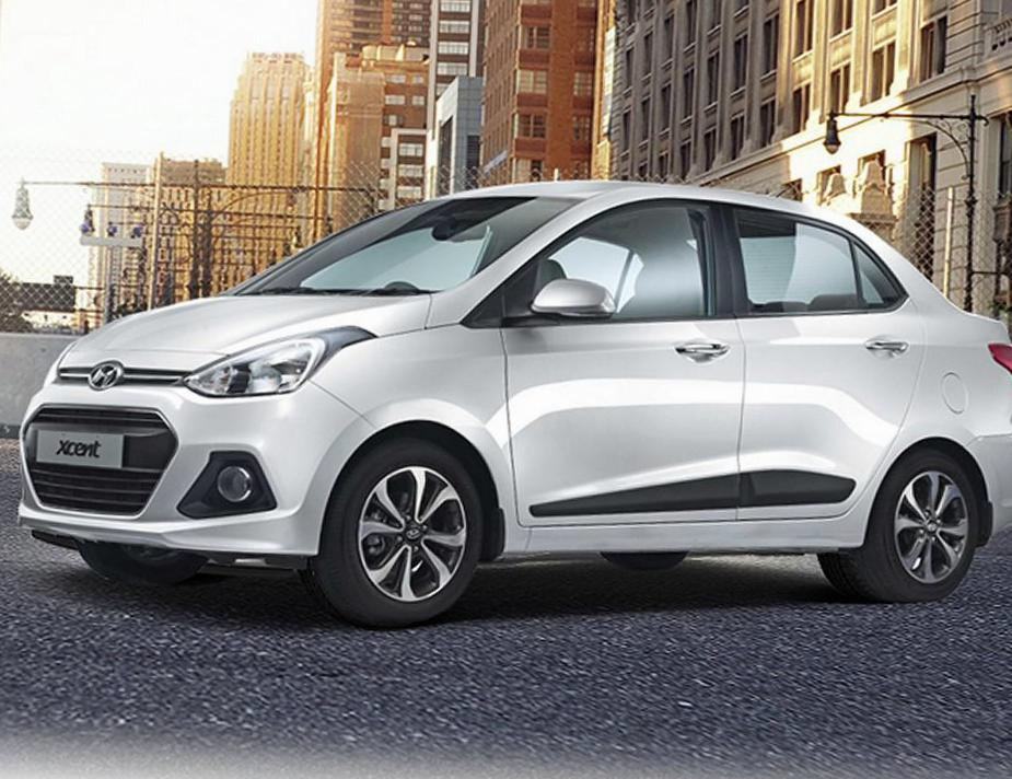 Hyundai Xcent Photos And Specs Photo Hyundai Xcent Price And 25