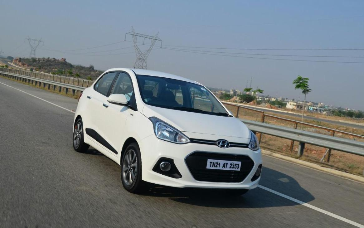 Hyundai Xcent Specification hatchback