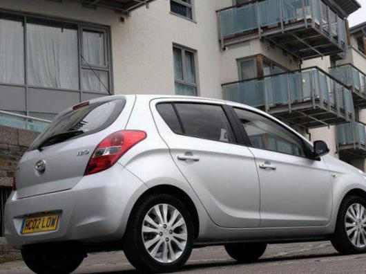 Hyundai Getz 5 doors approved 2011