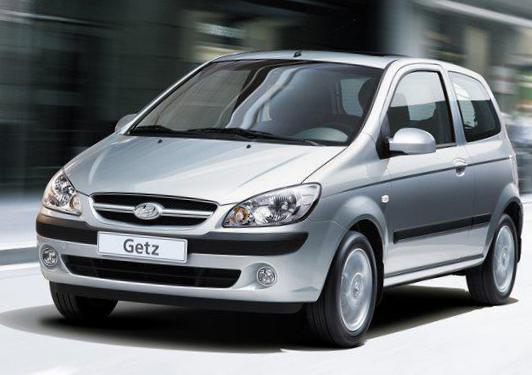 Hyundai Getz 3 doors approved coupe