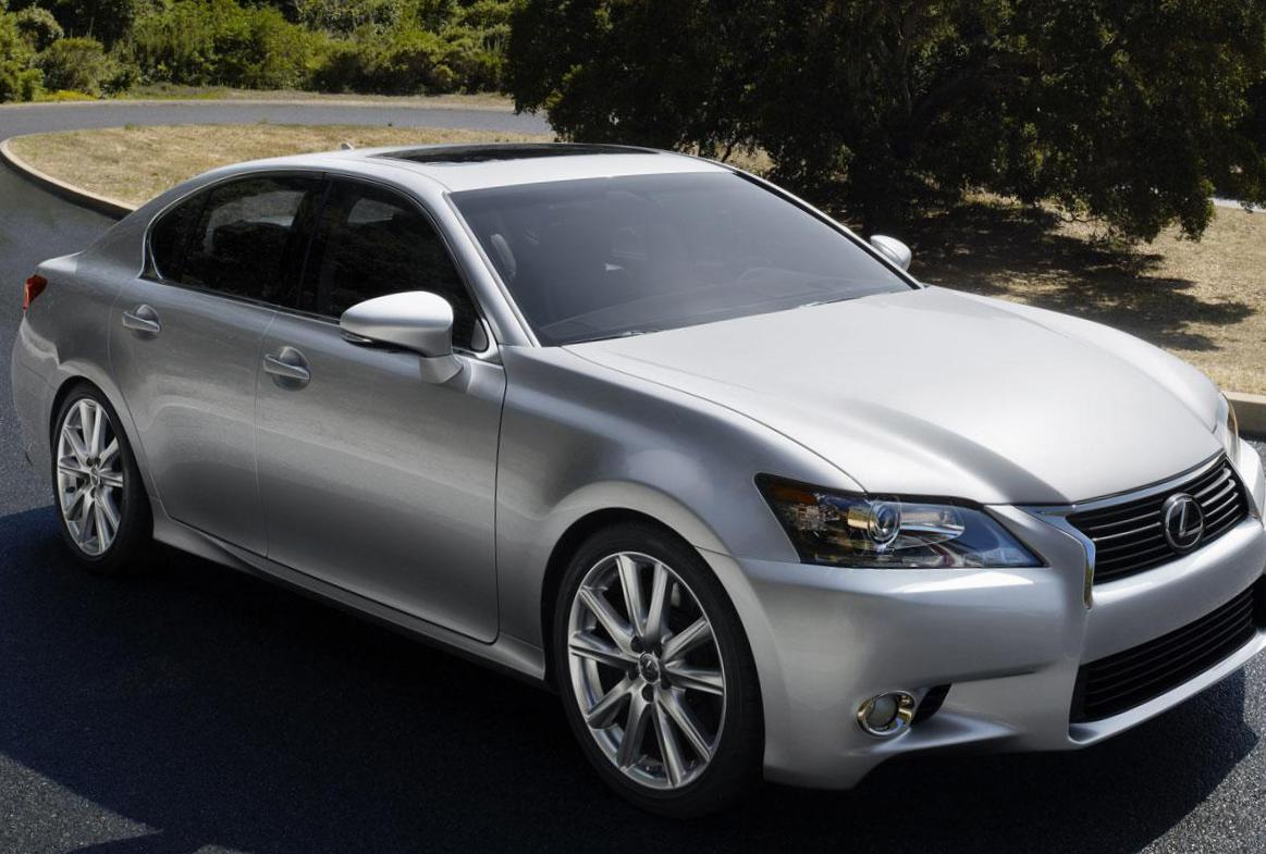 GS 350 Lexus used sedan