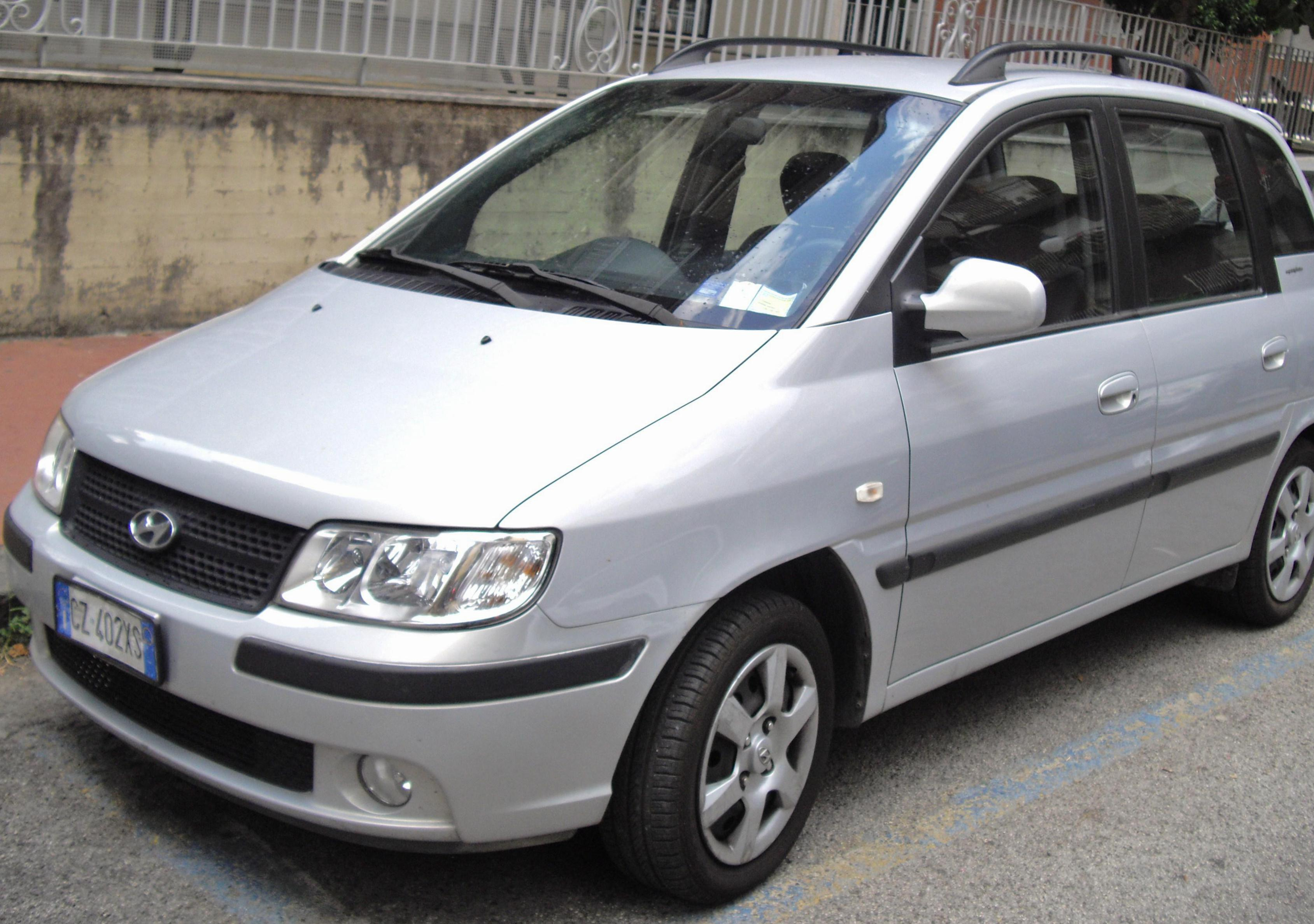 Hyundai Matrix cost 2009