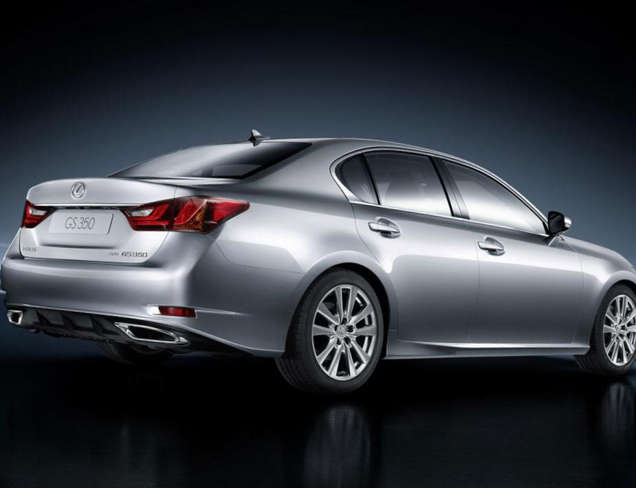 GS 450h Lexus parts 2012