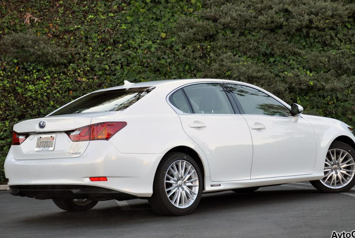 GS 450h Lexus tuning sedan
