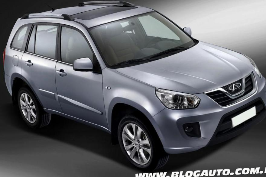 Tiggo Chery Specification hatchback