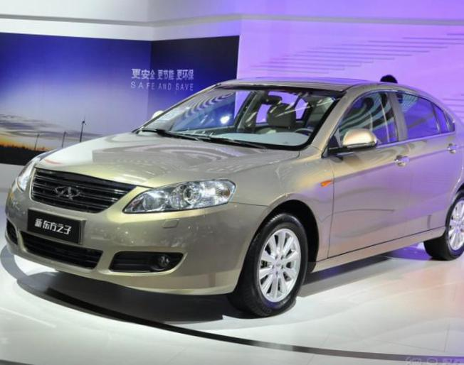 Chery Eastar cost 2013