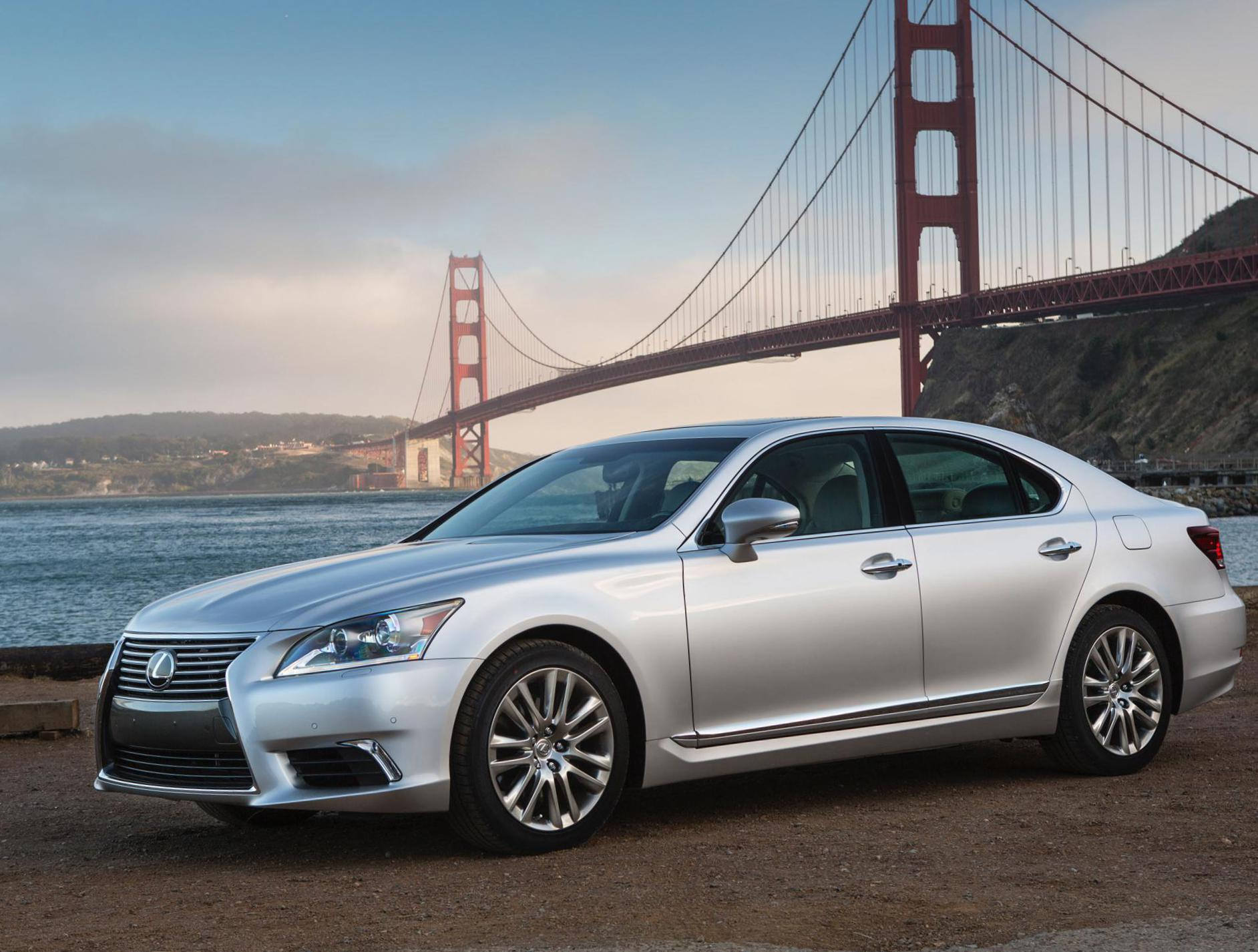 Lexus LS 460 approved 2012