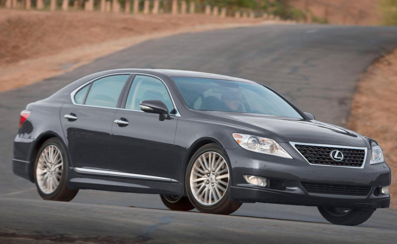 Lexus LS 460 reviews 2007
