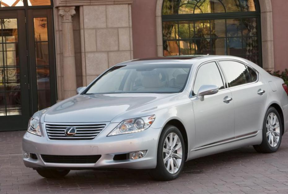 LS 460 Lexus prices 2012