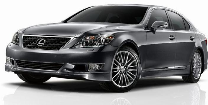 LS 460 Lexus Specifications 2012