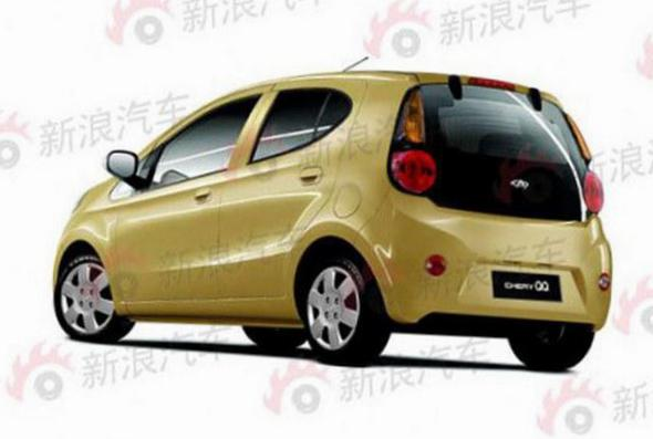 Chery Qq Photos And Specs Photo Chery Qq Concept And 26 Perfect Photos Of Chery Qq