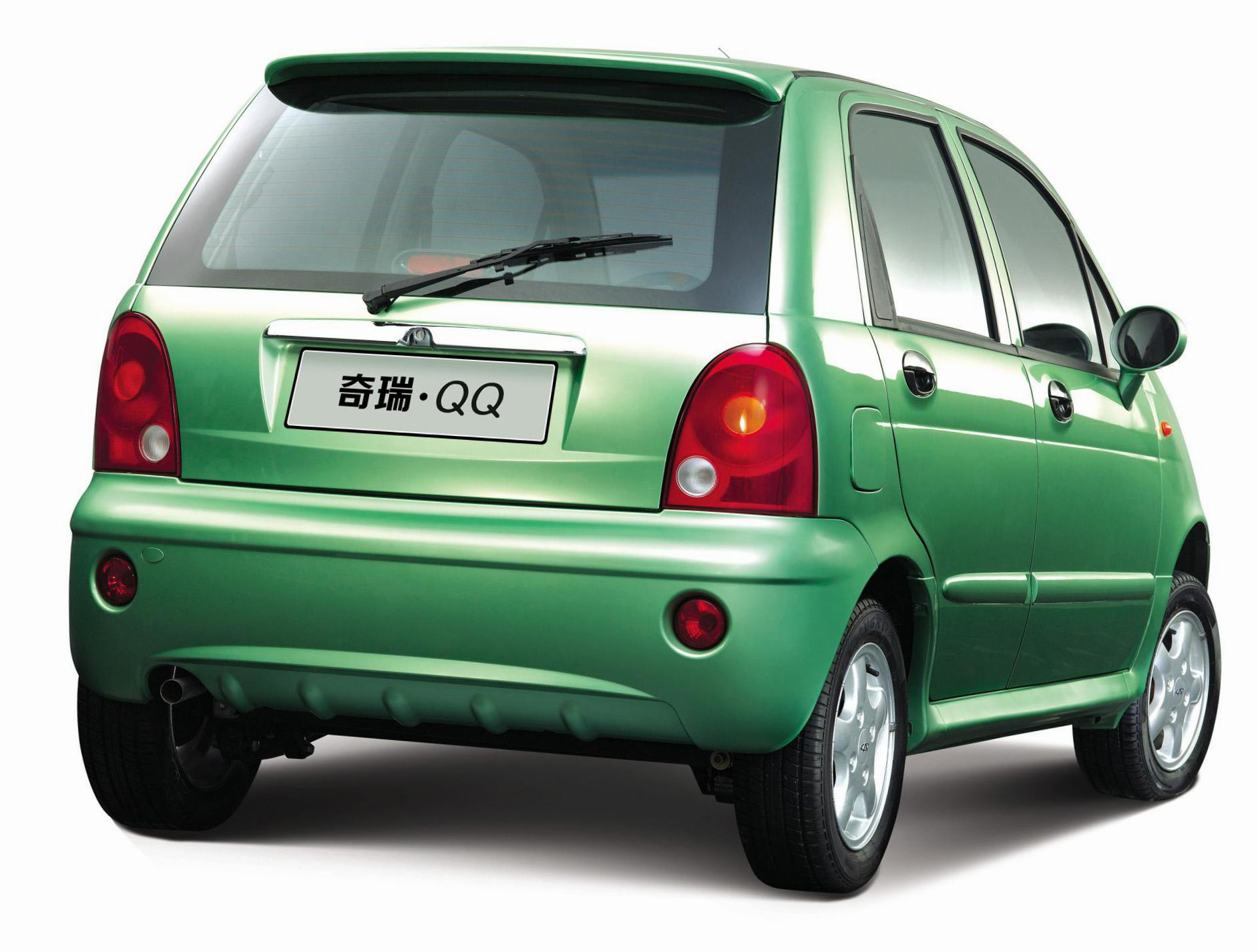 Chery QQ (S11) Specification 2013