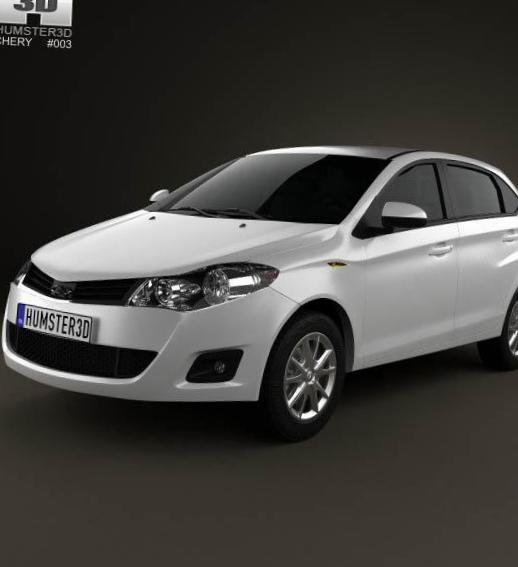 Chery A13 reviews suv