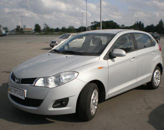 A13 Hatchback Chery for sale 2014