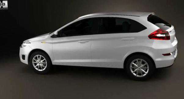 A13 Hatchback Chery reviews 2013