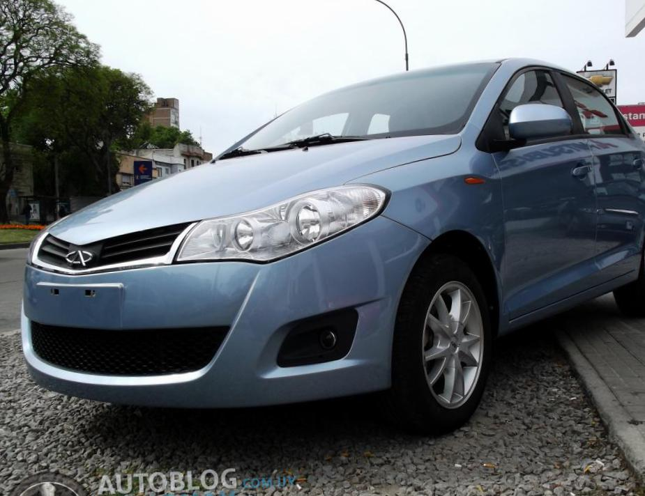 Chery A13 Hatchback Specification sedan