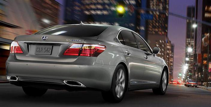 Lexus LS 600h reviews 2012