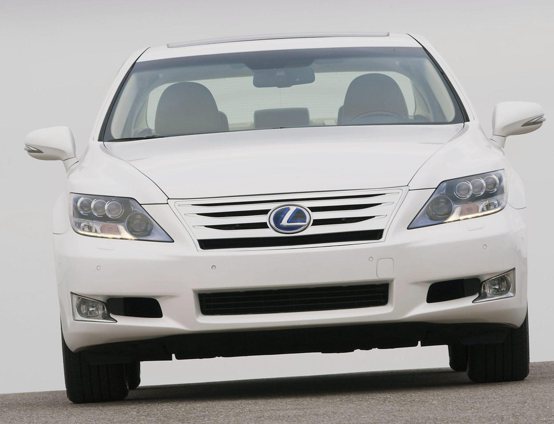 LS 600h Lexus used sedan