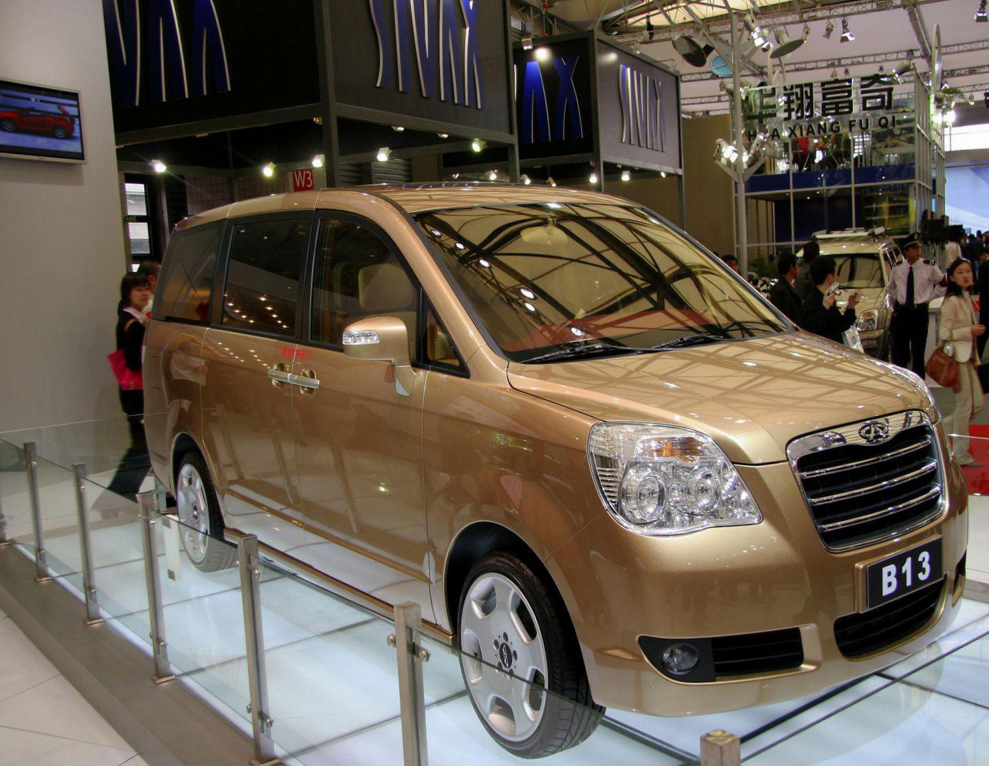 Jaggi (S21) Chery approved 2010