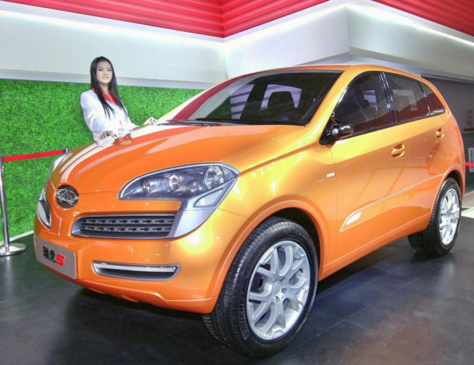 Jaggi (S21) Chery review 2014