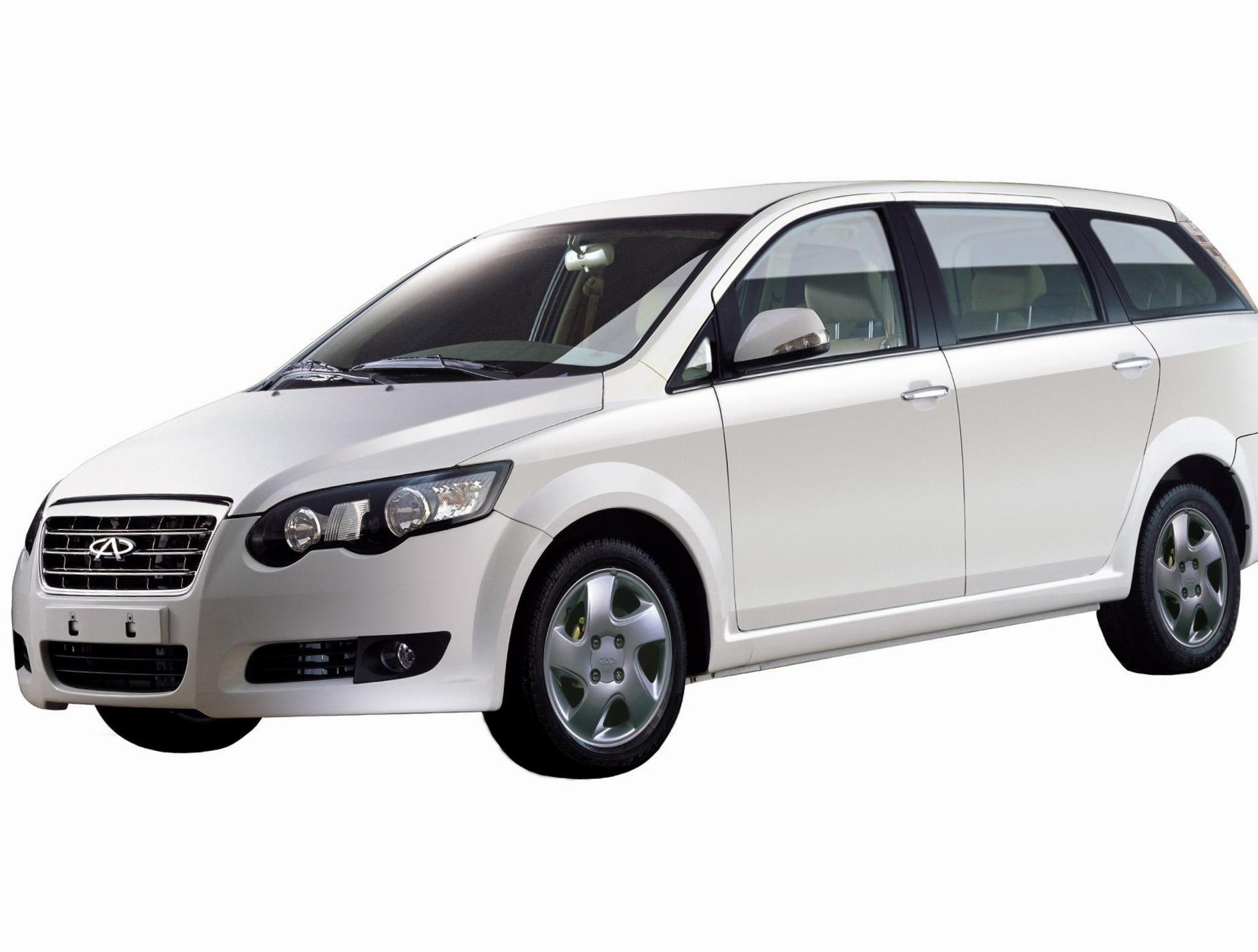 CrossEastar (B14) Chery review 2013