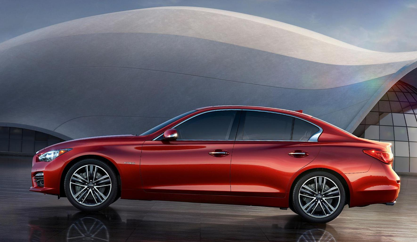 Infiniti Q50 review suv