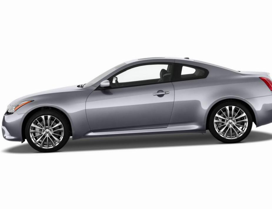 Infiniti Q60 Coupe approved 2012