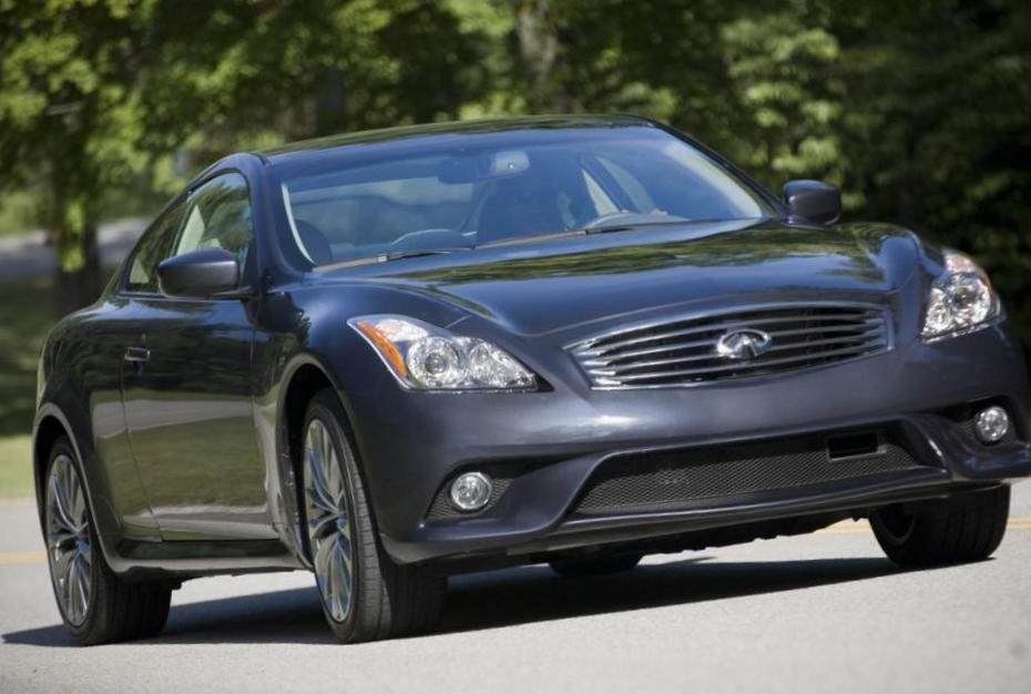 Q60 Coupe Infiniti Specifications 2013