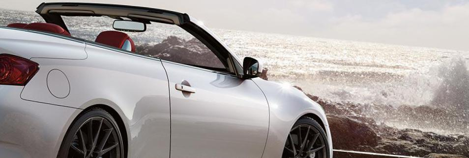 Infiniti Q60 Cabrio Specification 2010
