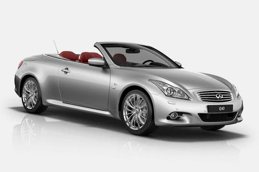 Infiniti Q60 Cabrio Specifications 2003