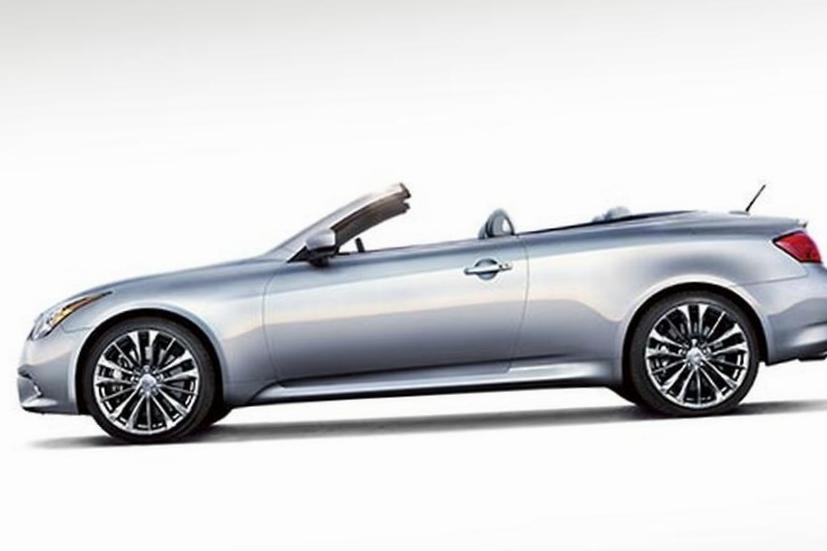 Q60 Cabrio Infiniti reviews 2012