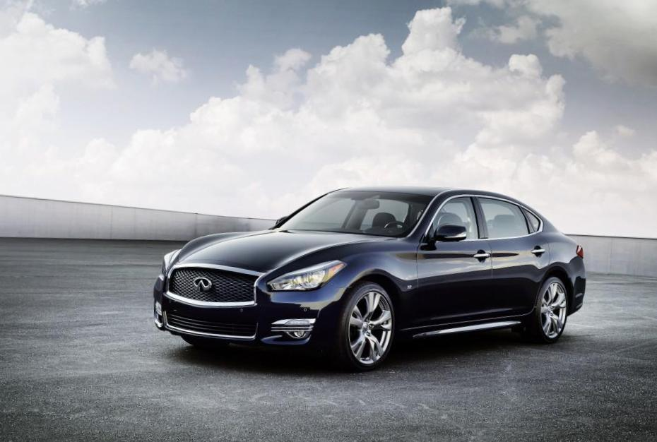 Infiniti Q70 approved suv