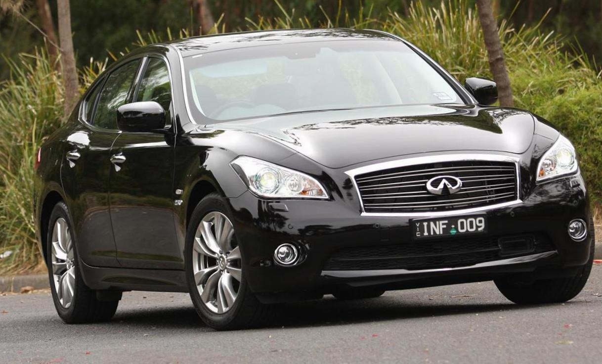 Infiniti Q70 Specifications van