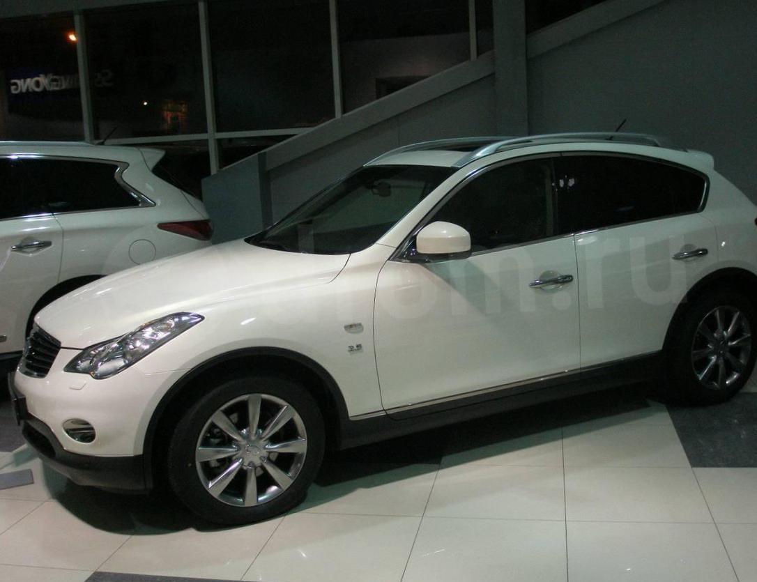 QX50 Infiniti approved suv