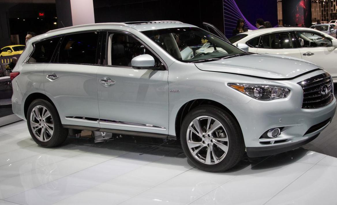 Infiniti QX60 for sale sedan